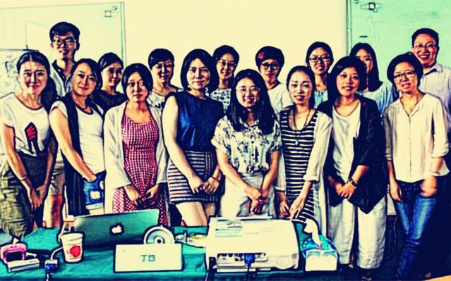 2016年8月上海资源篇课程精彩回顾