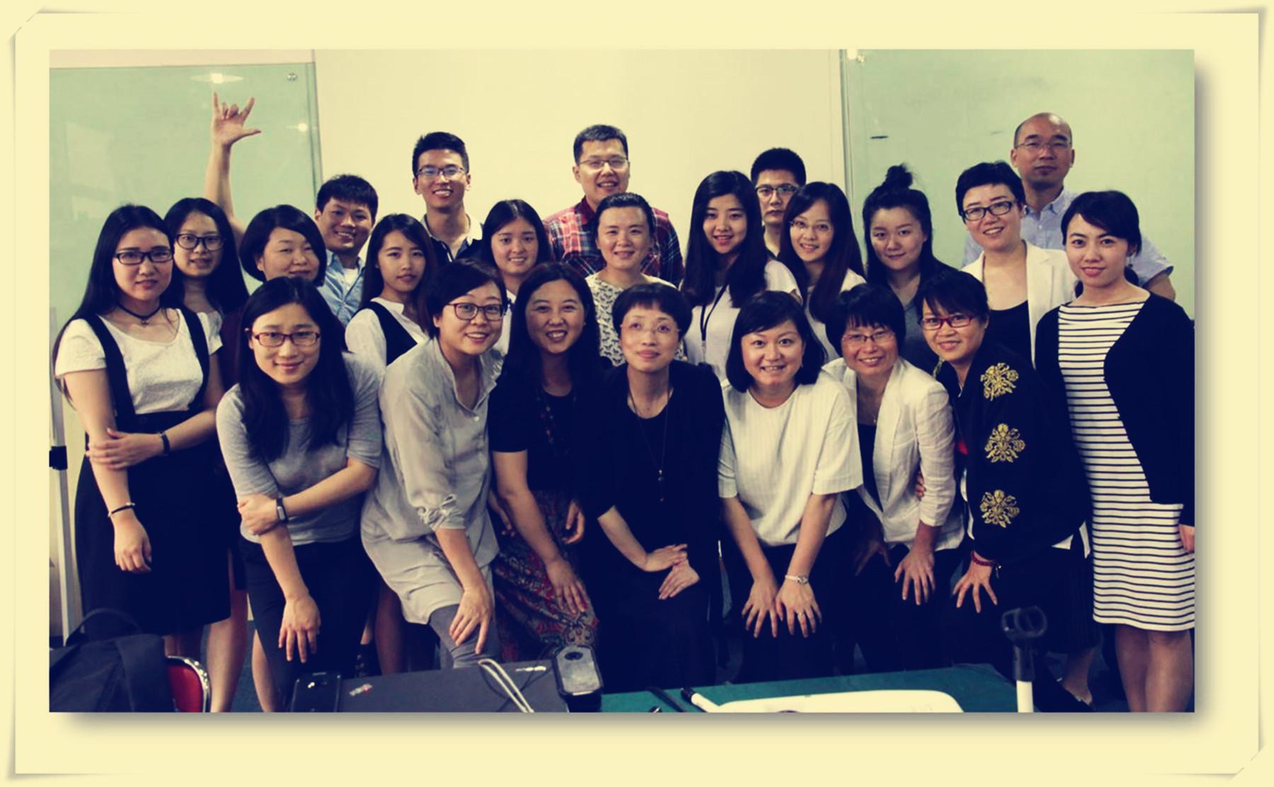 2016年6月上海TTM高级授证班精彩回顾