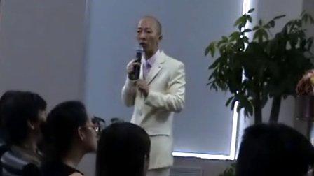 杜晓光老师在盘古大观进行总裁组织系统的培训